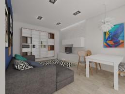 AGGA - Mieszkanie Bielany
